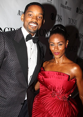 WILL SMITH & JADA PINKETT SMITH.  The Fresh Prince bosses deemed Pinkett too short for their rapping star (he's 14 inches taller), but love sees no height discrepancy, and they married in 1997.
