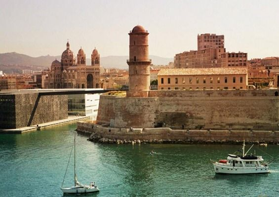 Marseille MuCem and Fort - 5 essential experiences in the south of france