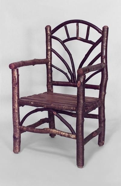 Rustic Adirondack seating chair/set birch