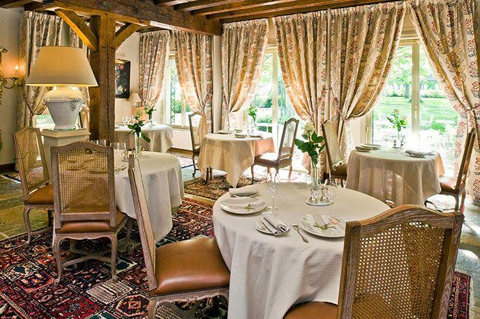 Auberge des Templiers - Boismorand Relais, chateaux, who can resist?