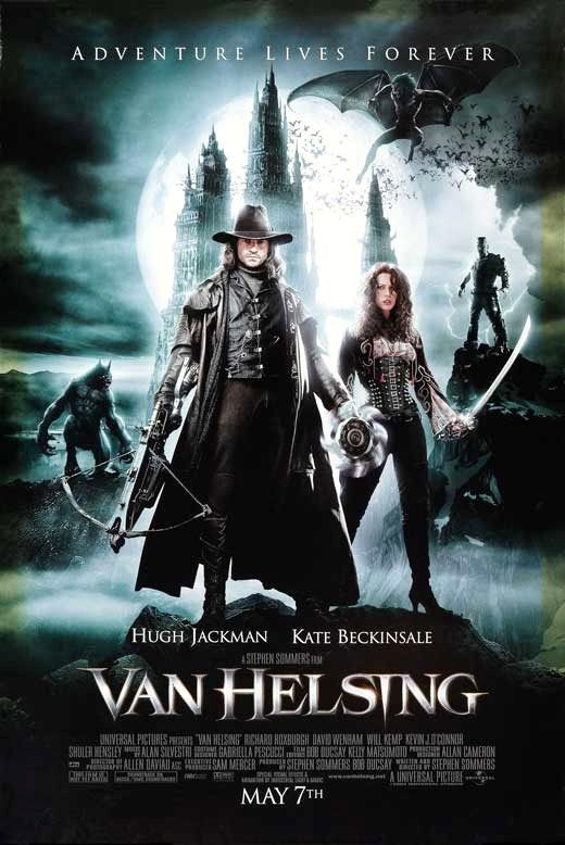 Van Helsing. Yes, it counts! I loved Dracula's dramatics in this one :D