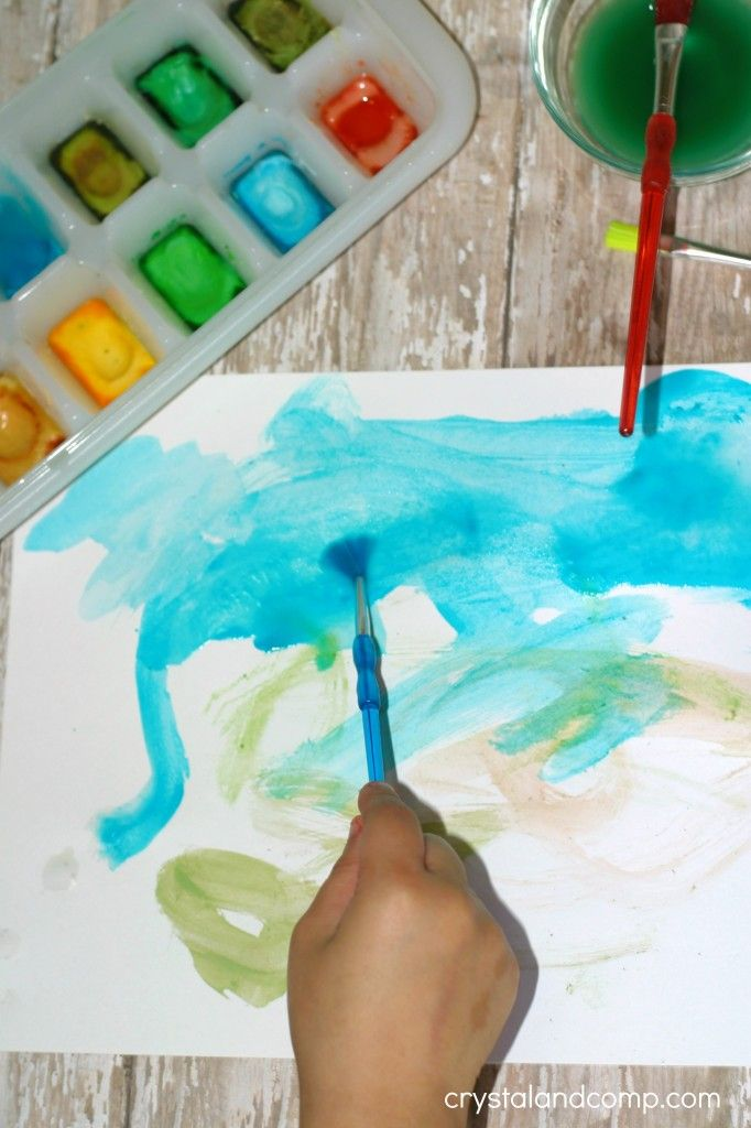 Did you know you can make homemade watercolors? I had no idea until a few months ago and the ingredients will shock you. This watercolor recipeuses items you already have in your kitchen and it's ...