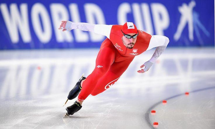 ISU World Cup Speed Skating 2014/15 - Berlin (GER) Day 1 - ISU