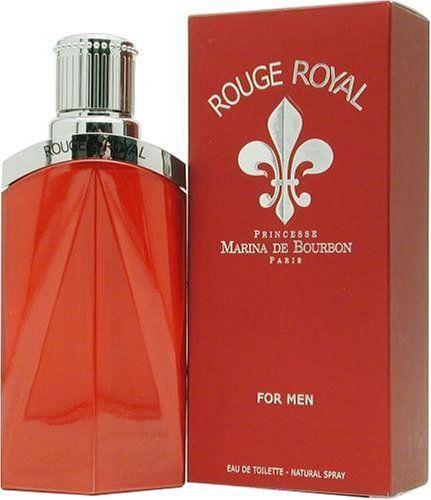 Marina De Bourbon Rouge Royal By Marina De Bourbon For Men. Eau De Toilette Spray 3.3 Ounces by Marina de Bourbon. $12.71. Save 79%!