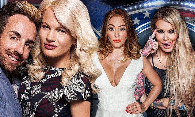 Meet the 12 Housemates on Celebrity Big Brother UK vs USA