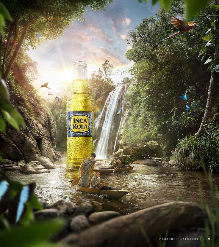 Inca Kola Icónicos on Behance