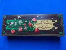 Ancienne boite savon Oeillet -  Mignardise- Roger & Gallet