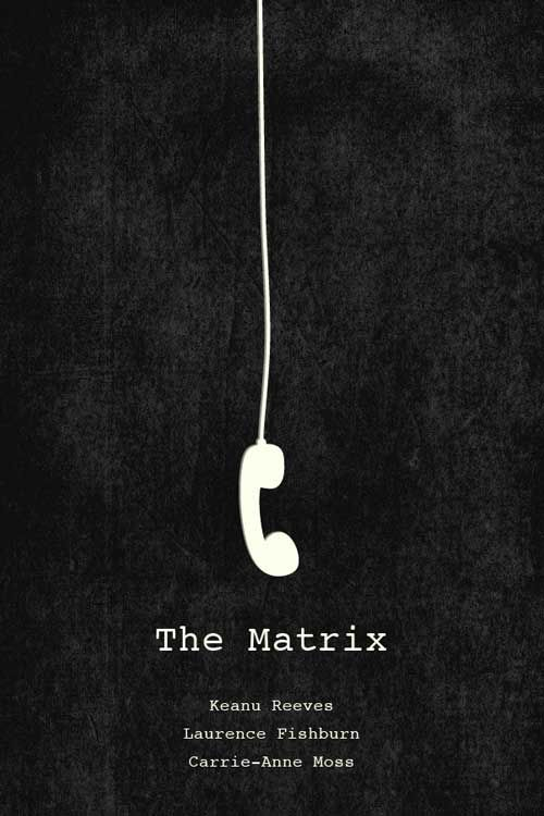 The Matrix. I like a lot of the themes of this movie. It was a clever idea, but the execution could have been better, and that's why I feel it's overrated. It gets confusing at times, like they tried too hard to fit too much stuff in, but the more you watch it, the more you connect things and understand it. The hyper-stylistic feel of the movie is outdated, so that's kind of funny...