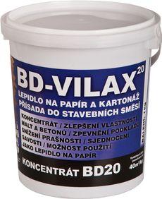 BD-VILAX KONCENTRÁT BD 20  Používám ho jednak na lepení dna (fakt drží líp než herkules), tak potom na lakování. akuju 2x, a jak už jsem psala, mám dobré zkušenosti s tím nechat ho vytvrdnout a vyschnout na radiátoru (horkém).