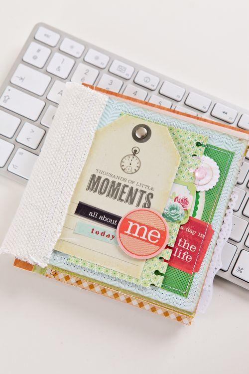 Lovely mini: Minis Album, Colors Choice