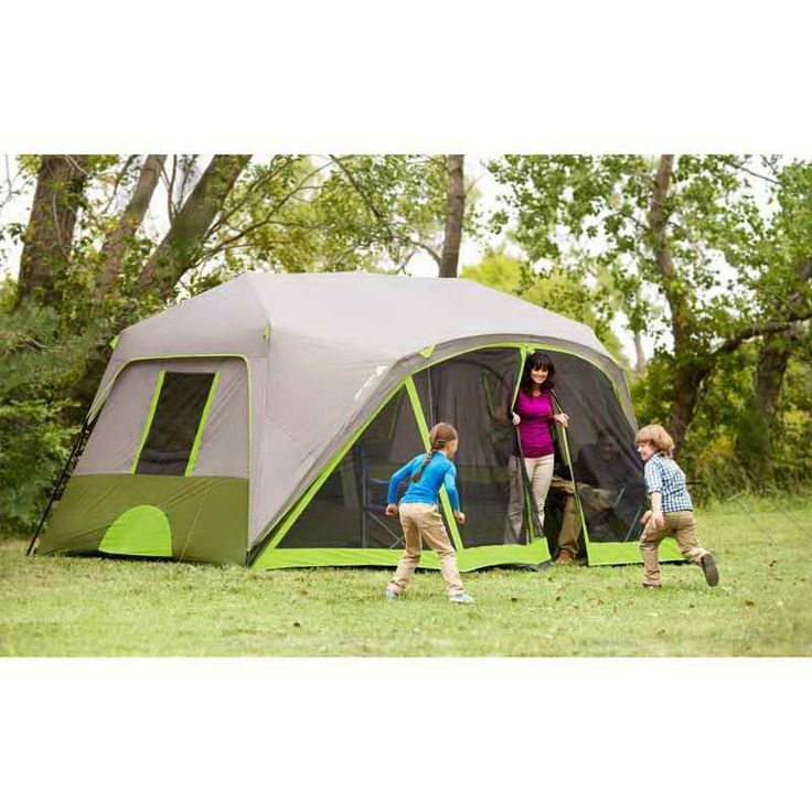 Lake And Trail 9 Person Tent Tent Family Tent Camping Cabin Tent