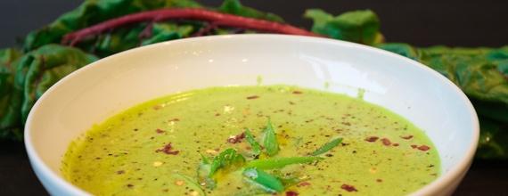 Morgan's Green Soup