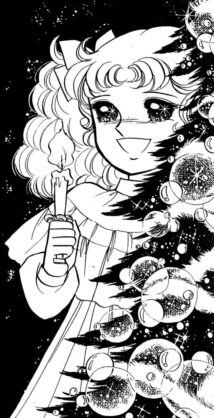 """animeismywhore: """"From Candy Candy manga, based on the novel written by Kyoko Mizuki, illustrated by Yumiko Igarashi. """""""