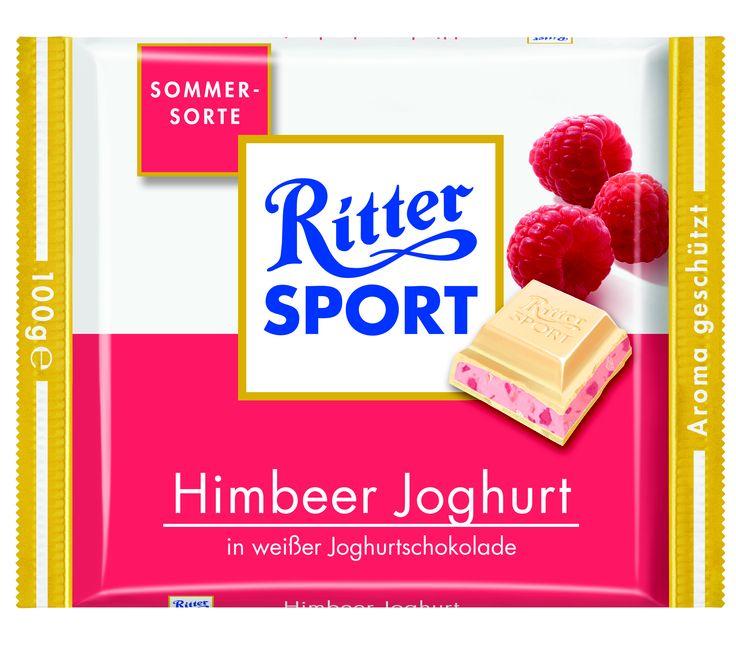 RITTER SPORT Himbeer Joghurt (2009)