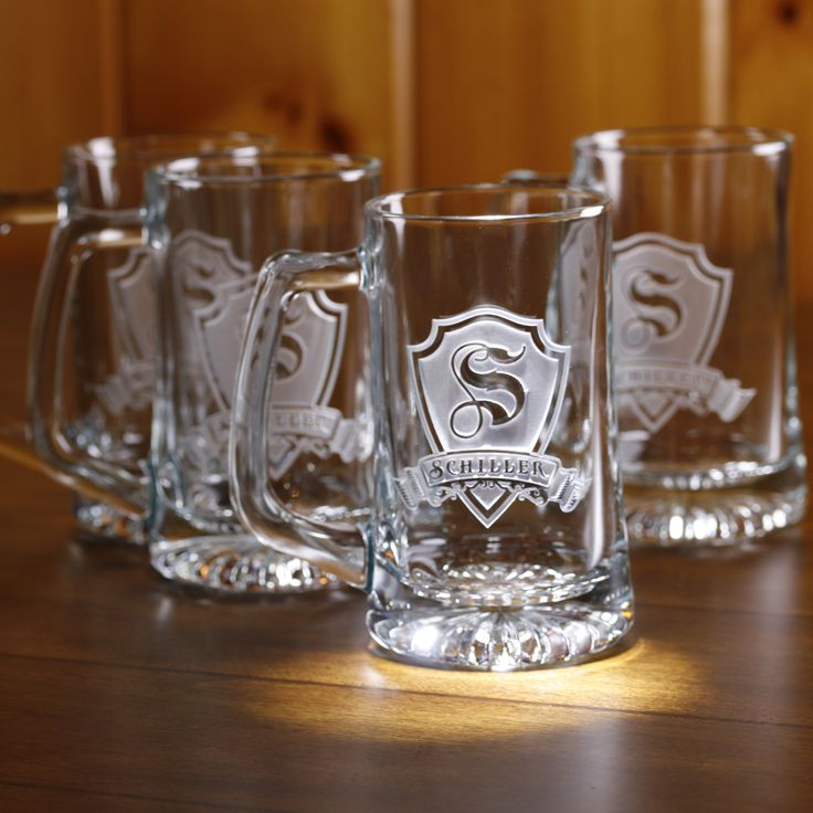 Brand-new 83 best Engraved Beer Mugs, Pilsner and Pub Glasses images on  BS95