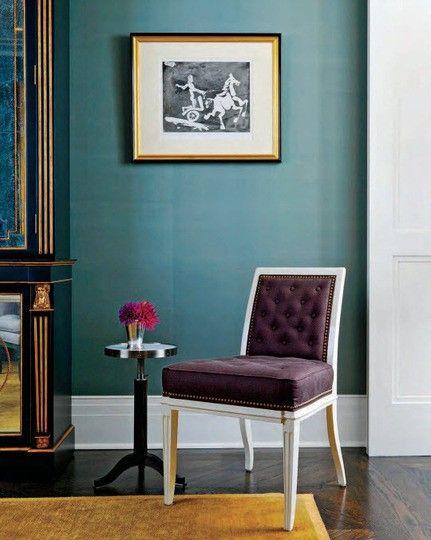 17 Best Images About Colour Purple Interiors On Pinterest