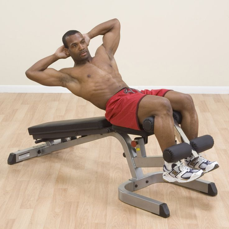 Buy Sit Up Incline Decline Work Bench Situp Dumbbell Bar: 35 Best Body-Solid Images On Pinterest