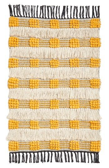 Free shipping and returns on Levtex Moroccan Rug at Nordstrom.com. Elevate the vintage appeal of any space with a bright, textured rug featuring raised patterns and abundant fringe.