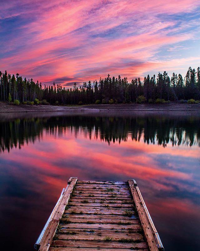Bills Island, Island Park Idaho