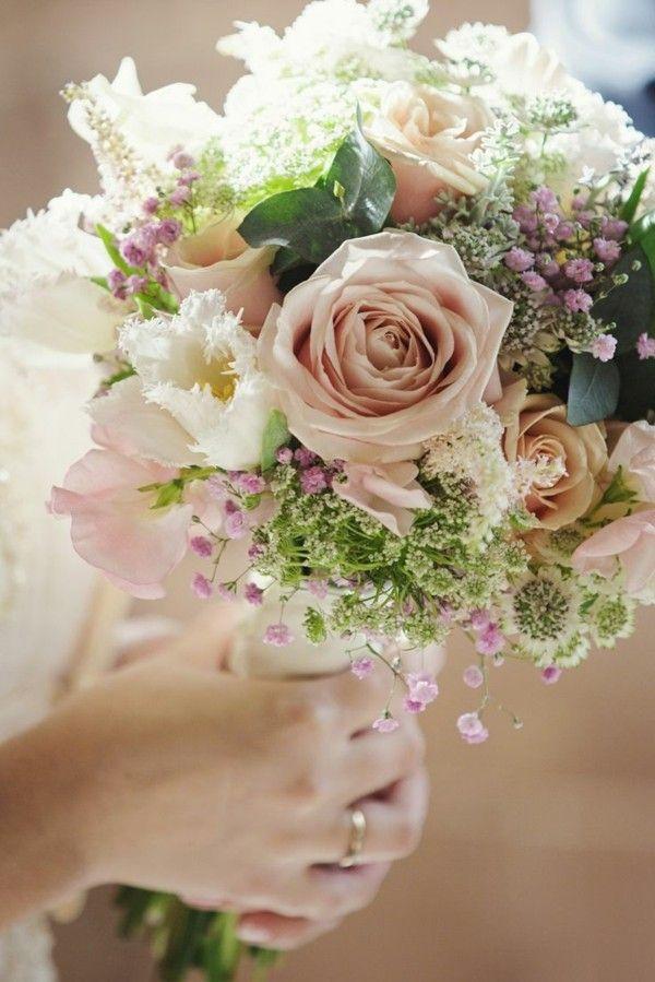 5 Gründe, warum der Vintage Brautstrauß eine gute Idee ist!   – Hochzeit