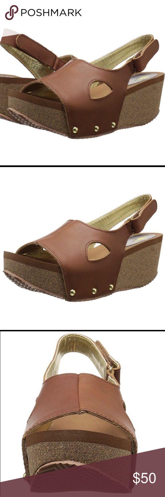 Selling this Volatile Wedges on Poshmark! My username is: rkbferguson. #shopmycloset #poshmark #fashion #shopping #style #forsale #Volatile #Shoes
