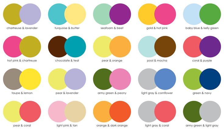 Great Color Combos 28 Images Best 25 Color