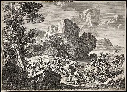 The Rape of Europe (c. 1680)