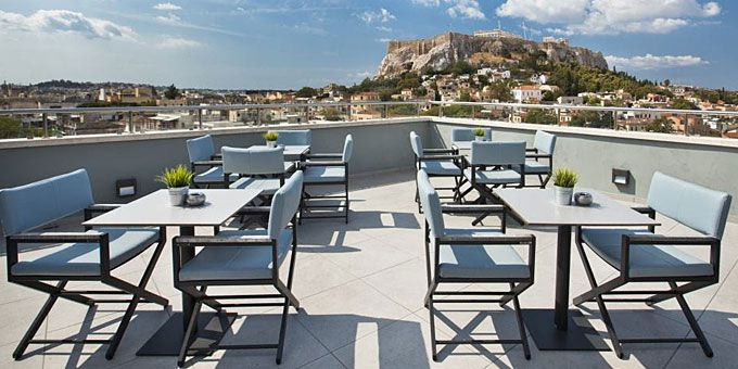 Έξοδος | 15 café με υπέροχη θέα στην Αθήνα