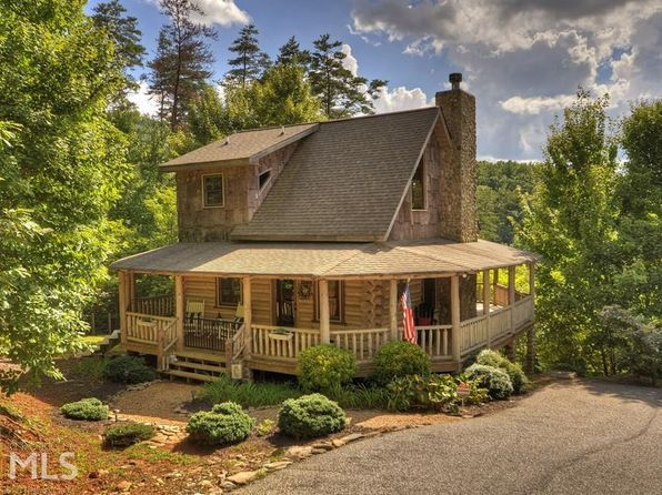 Blue Ridge Real Estate Blue Ridge Ga Homes For Sale Zillow Blue Ridge Cabin House Plans Log Cabin House Plans