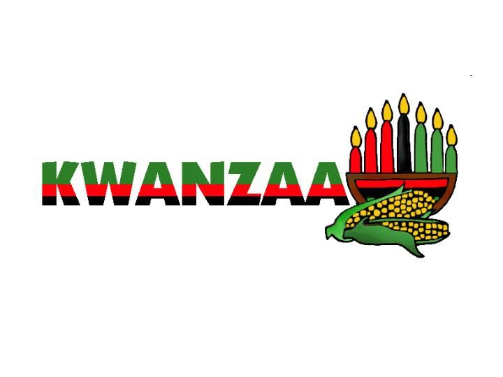 """K w a n z a a.  K w a n z a a.  Today you are going to learn:  The purpose of Kwanzaa  The colors of Kwanzaa  What """"Kwanzaa"""" means in Swahili  At least 5 countries of Africa  The 7 basic symbols of Kwanzaa  The 7 principles of Kwanzaa.  K w a n z a a.  Kwanzaa means """"the first fruit"""" in Swahili."""