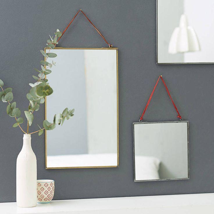 kiko mirror by nkuku | notonthehighstreet.com