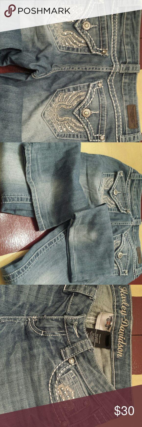 Harley-davidson jeans Harley-davidson jeans size 2 Harley-Davidson Jeans Boot Cut