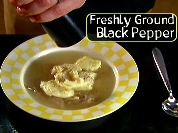 Chicken and Dropped Dumplings Recipe : Alton Brown : Food Network