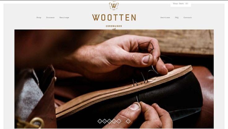 Custom shoe design and production http://wootten.com.au/