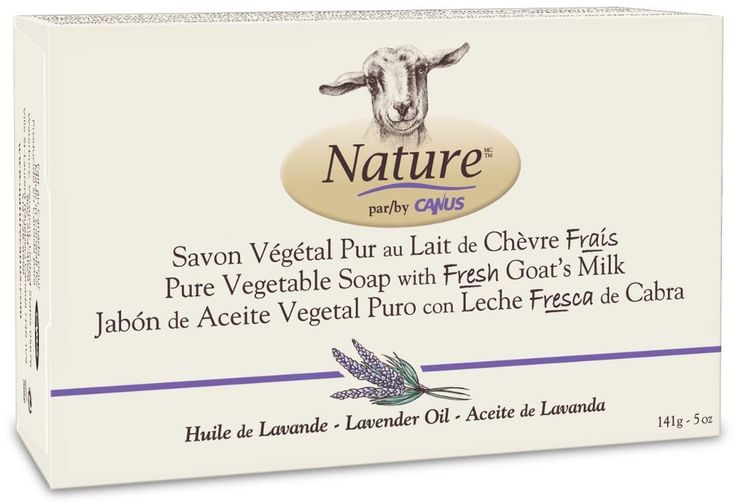 Nature by Canus, Fresh Goat's Milk Vegetable-Based Soap Bar, Lavender Oil * You can find out more details at the link of the image. (This is an Amazon Affiliate link and I receive a commission for the sales)