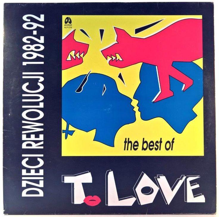 T.Love - Dzieci rewolucji 1982 - 92 The Best of T.Love