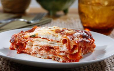 Barilla Oven Ready Lasagna with Barilla Marinara Sauce Recipe | Barilla..... Steven loves