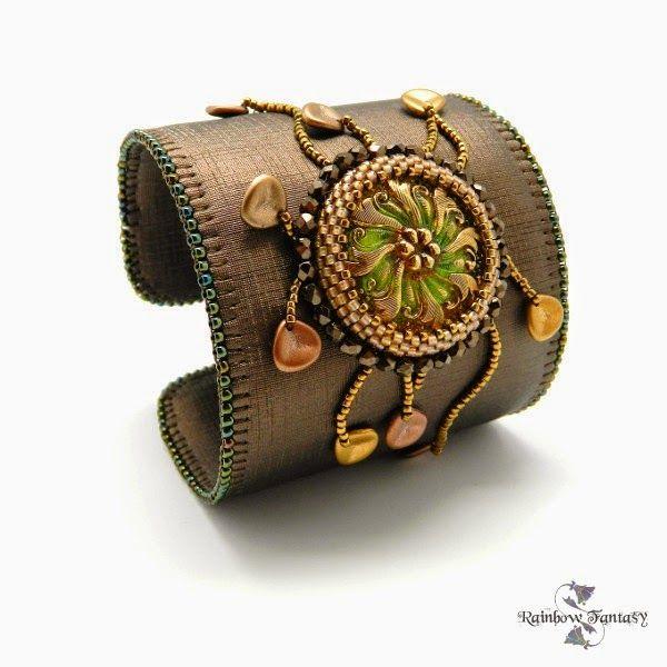 www.polandhandmade.pl #polandhandmade , #beading , #bracelet