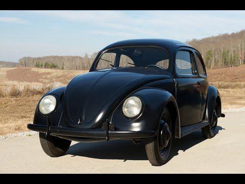 KdF Wagen Type 60 Beetle 1943 (VW Beetle Mk1)