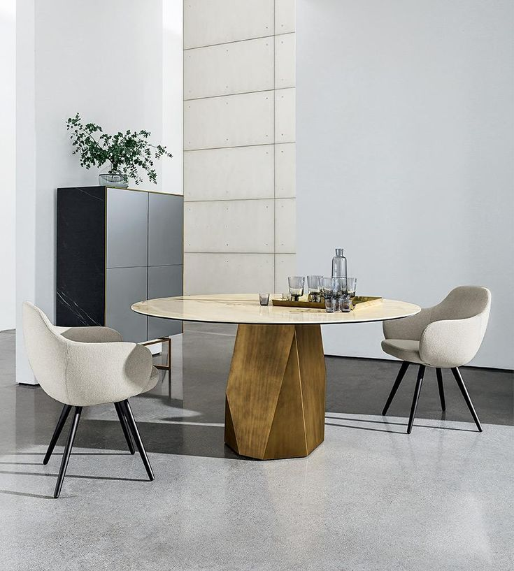 Deod Modern Round Kitchen Table Sovet Deod Tavolo Moderno Rotondo Da Cucina Sovet Deod Moder Dining Table In Living Room Furniture Dining Table