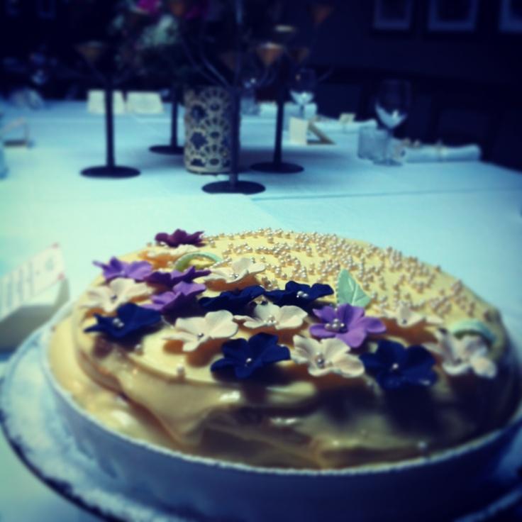 Wedding cake...