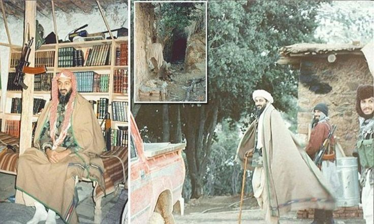 Covesia.com - Sejumlah foto langka Osama Bin Laden di tempat persembunyiannya di Afganistan pada tahun 1996, terkuak ke publik.Gambar itu muncul bulan lalu...