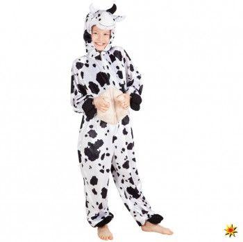 Kinderkostüm Kuh mit Euter | Fasching Kostüme kaufen