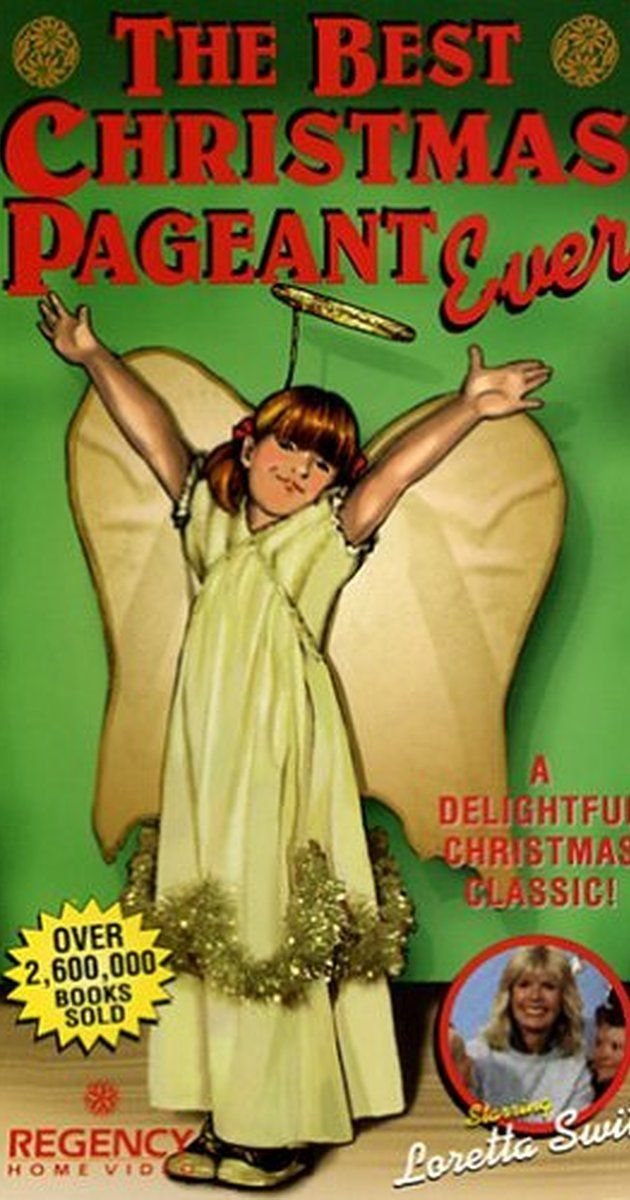 Directed by George Schaefer.  With Loretta Swit, Jackson Davies, Anthony Holland, David Alexander. A teacher puts on a Christmas pageant and puts the worst children in school as the stars.