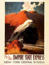vintage pennsylvania railroad posters - Google Search