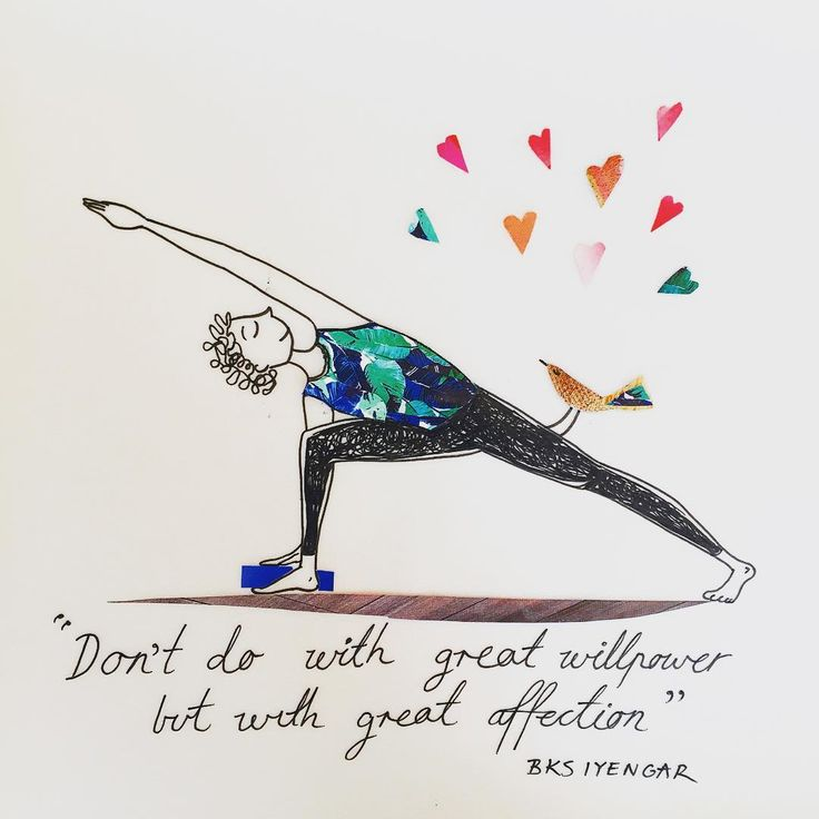 5 Of The Best Yoga Quotes To Get You Past A Midweek Slump