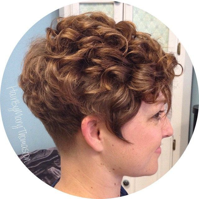 290 Best Images About Hair Styles On Pinterest Short