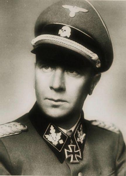 14. Oktober bis 31. Dezember 1941 SS-Brigadeführer und Generalmajor der Waffen-SS Wilhelm Bittrich (mit der Führung beauftragt) 14 October to 31 December 1941 SS Brigade Commander and Major General of the Waffen SS Wilhelm Bittrich ( with the guide in...