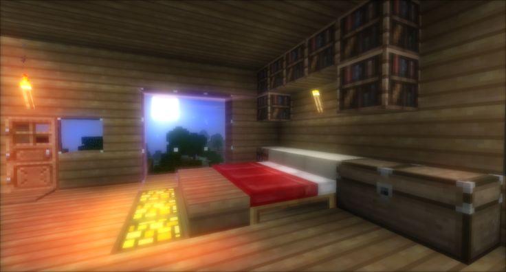 Minecraft room décor
