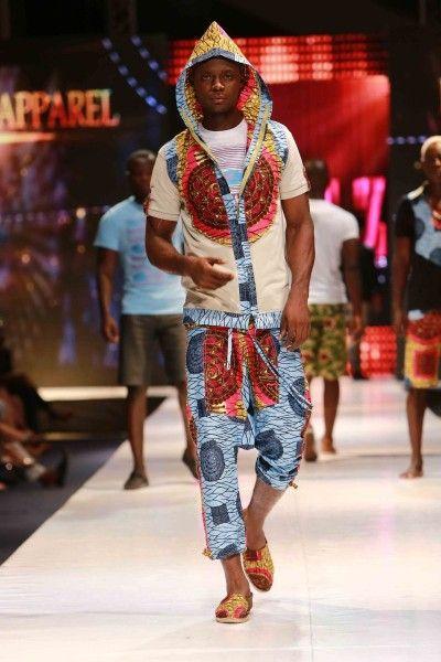Glitz Africa Fashion Week 2013. Kolture Apparel. Accra